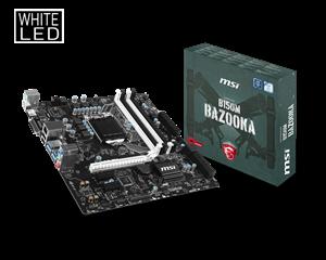MSI B150M BAZOOKA LGA 1151 Motherboard